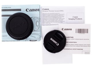 Объектив Canon EF-S 24mm F2.8 STM