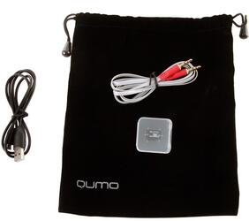 Плеер MP3 Qumo Trio Blues 4Gb white