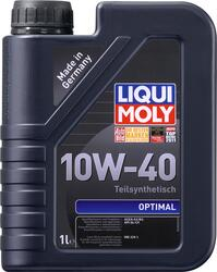 Моторное масло LIQUI MOLY Optimal 10W40 3929