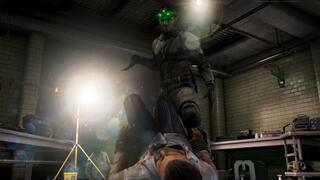 Игра для Wii U Tom Clancy's Splinter Cell: Blacklist