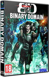 "[145270] Игра ""Binary Domain"" DVD"