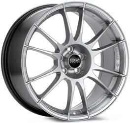 Автомобильный диск Литой OZ Racing Ultraleggera 7x15 4/100 ET 37 DIA 68 Crystal Titanium