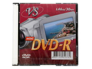 Диск VS DVD-R 1.46Gb