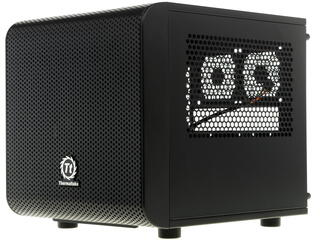 Корпус Thermaltake Core V1 черный