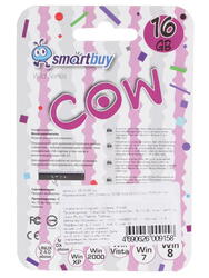"Память USB Flash Smartbuy Wild Series ""Cow"" 16 Гб"