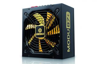 БП Enermax Modu87+ 500W (87+ Gold, Active PFC, 3x12V, 14cm silent FAN, Cable Managment, Ret.)