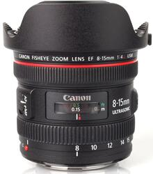 Объектив Canon EF 8-15mm F4L Fisheye USM 0