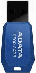 Память USB Flash AData UV100 4 Гб