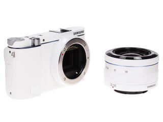 Камера со сменной оптикой Samsung NX3300 kit 20-50mm ED II