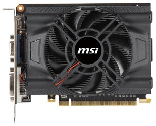 Видеокарта MSI GeForce GTX 650 [N650-2GD5/OC]