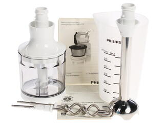 Миксер Philips HR1578/00 белый