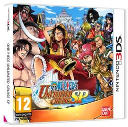 "Игра для 3DS ""One Piece: Unlimited Cruise SP"" (12+)"