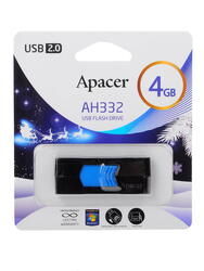 Память USB Flash Apacer AH332 4 Гб