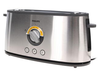 Тостер Philips HD2698/00 серебристый