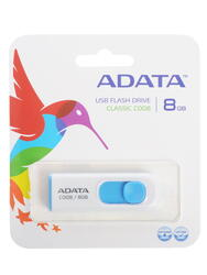 Память USB Flash A-Data C008 8 Гб