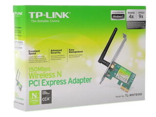 Wi-Fi  адаптер TP-LINK TL-WN781ND