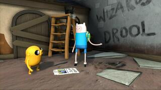 Игра для Xbox 360 Adventure Time: Finn and Jake Investigations