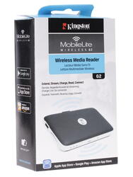 Карт-ридер Kingston MobileLite Wireless G2