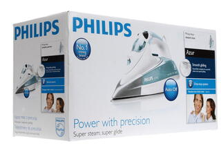 Утюг Philips GC4425 голубой