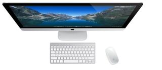 "21.5"" МоноБлок Apple iMac (MC309) (FHD) Core i5(2.9)/8Gb/1TB/Geforce GT 650M/DVD±RW/WiFi/BT/Cam/Kb+M/Mac OS"