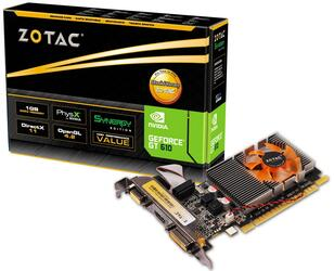 Видеокарта Zotac GeForce GT 610 Synergy [ZT-60602-10L]