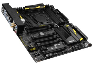 Плата MSI X99 XPOWER AC