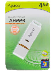 Память USB Flash Apacer Handy Steno AH223 4 Гб