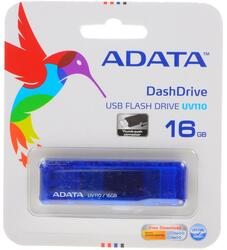 Память USB Flash AData UV110 16 Гб
