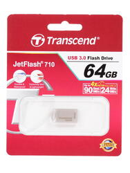 Память USB Flash Transcend JetFlash 710 64 Гб