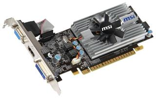 Видеокарта PCI-E MSI GeForce GT 620 2048MB 64bit DDR3 [[N620GT-MD2GD3/LP] DVI DSub HDMI