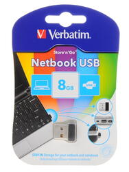 Память USB Flash Verbatim Netbook 8 Гб