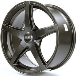 Автомобильный диск Литой OZ Racing Vittoria 8x17 5/112 ET 48 DIA 75 Matt Dark Graphite