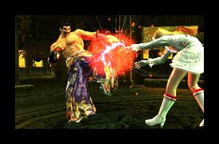 Игра для 3DS Tekken 3D Prime Edition