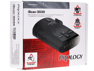 Радар-детектор Prology iScan-3030