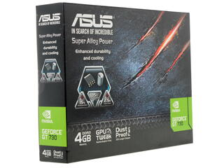 Видеокарта ASUS GeForce GT 730 [GT730-4GD3]