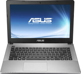 "Ноутбук Asus X450LB-WX019H Core i3-4010U/4Gb/500Gb/DVDRW/int/14""/HD/1440x900/Win 8/grey/Да/WiFi/Cam"