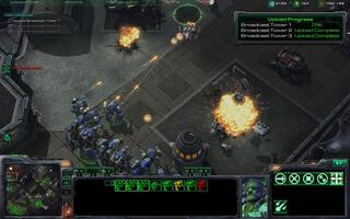 Игра для ПК StarCraft II: Wings of Liberty