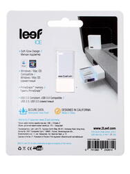 Память USB Flash Leef Ice 16 Гб