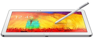 "10"" Планшетный ПК Samsung Galaxy Note 10.1 2014 Edition 3G 64Гб White"