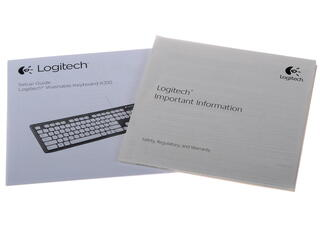 Клавиатура Logitech Washable Keyboard K310