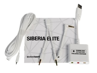 Наушники SteelSeries Siberia Elite