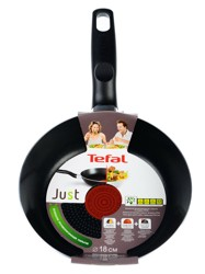Сковорода Tefal Just Black 04041118 черный