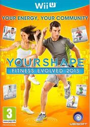 Игра для Wii U Your Shape: Fitness Evolved 2013