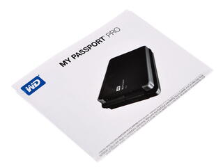 "2.5"" Внешний HDD WD My Passport Pro [WDBRNB0040DBK]"