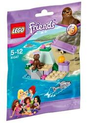 Конструктор LEGO Friends Скала тюленя