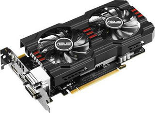 Видеокарта ASUS GeForce GTX 660 [GTX660-DC2PH-2GD5]