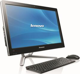 "23"" Моноблок Lenovo C540A1-G6454G5008UK FHD/ Intel PDC G645/ 4096Mb/ 500Gb/Geforce 615M-1Gb/ DVDRW/ WiFi/Cam/Win8"