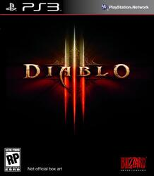 Игровая приставка PlayStation 3 Super Slim + Diablo III