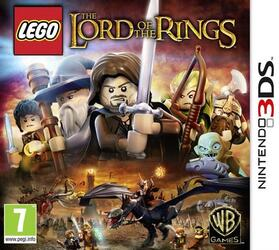"Игра для 3DS ""LEGO Lord of the Rings"" (7+)"