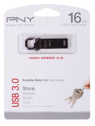 Память USB Flash PNY Hook Attache 3.0 16 Гб